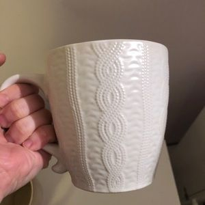 Sweater mug (: